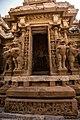 7th century Sri Kailashnathar Temple Kanchipuram Tamil Nadu India 01 (4).jpg