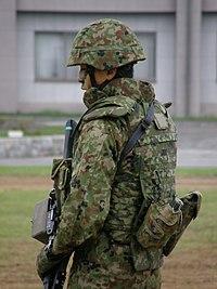 防弾チョッキ3型 - Wikipedia