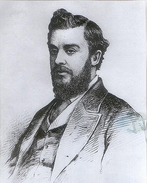 Victor Bruce, 9th Earl of Elgin - Lord Elgin.