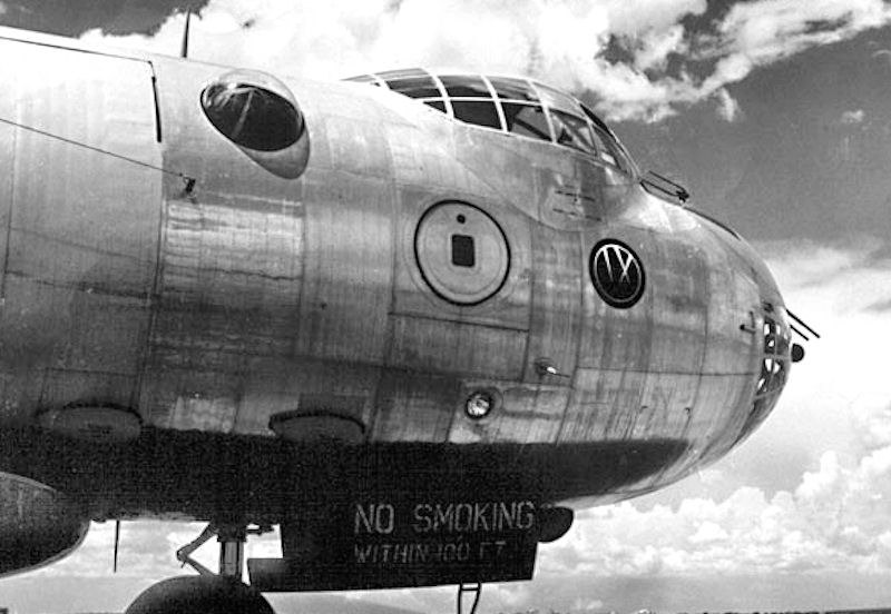 9th Bombardment Squadron - B-36