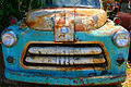 A291, Cawker City, Kansas, USA, rusty Dodge, 2008.JPG