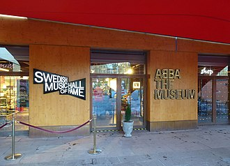 ABBA: The Museum - Image: ABBA Museum 2014