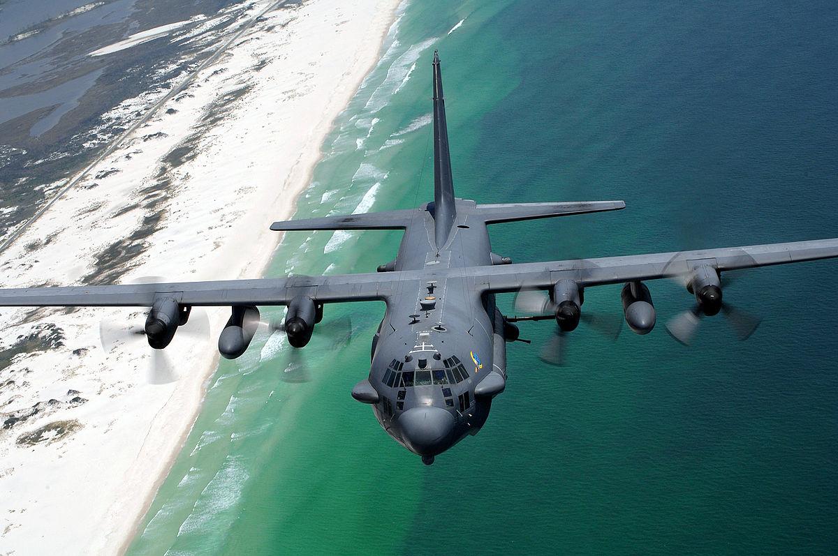 Entfernungsmesser Flugzeug : Lockheed ac 130 u2013 wikipedia