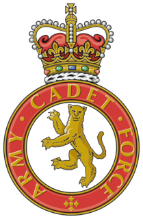 Yorkshire North and West Army Cadet Force