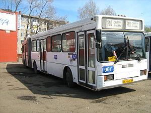 GolAZ - Image: AKA 6226 Omsk