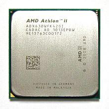 AMD Athlon II Wikipedia A Enciclopedia Livre