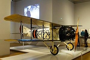 BAT Bantam - K-123 on display at the Rijksmuseum