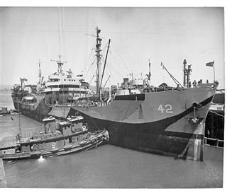 USS <i>Monongahela</i> (AO-42)