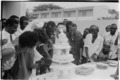 ASC Leiden - Coutinho Collection - 10 15 - Chico Mendes' marriage in Ziguinchor, Senegal - Wedding cake - 1973.tiff