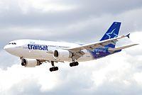 C-GTSH - A310 - Air Transat