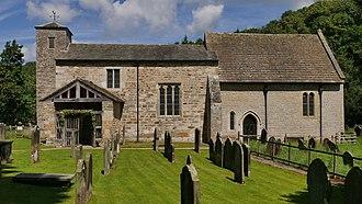 St Gregory's Minster, Kirkdale - Image: A St Gregorys Minster H2a