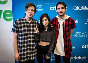 Against the Current (band) - Image: ATC Band