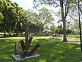 AU-Qld-Kalinga-Park-picnic and 1974 flood marker-2021.jpg