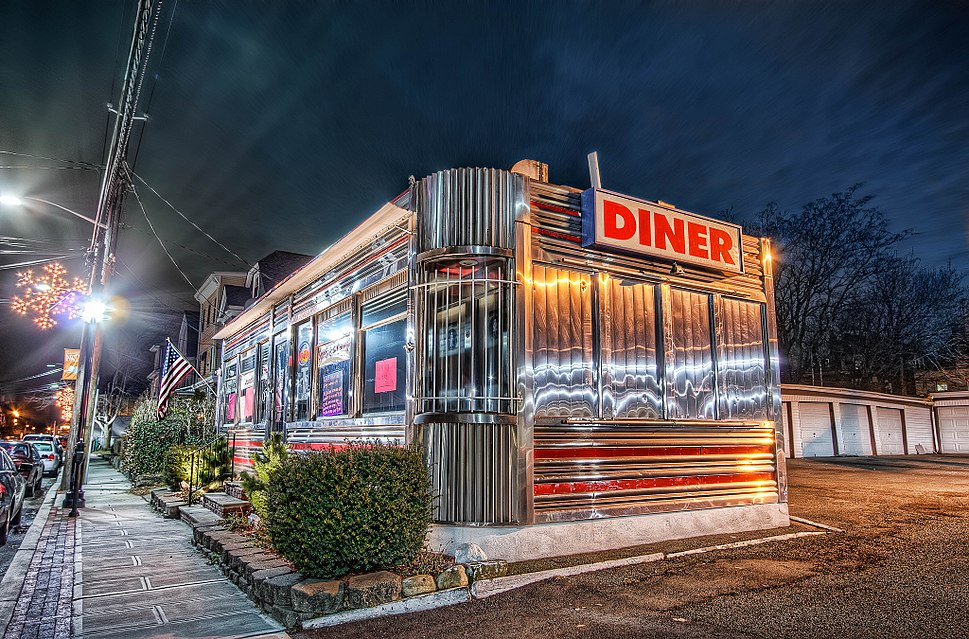 A 50's Style Diner