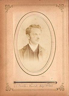 Alan Brooke (priest)