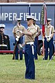A Member of the United States Marine Corps Silent Drill Platoon performs at the 32nd Annual United States Marine Corps Enlisted Awards Parade and Presentation held at Marine Corps Base Quantico, Va., Sept 140924-M-QJ238-009.jpg