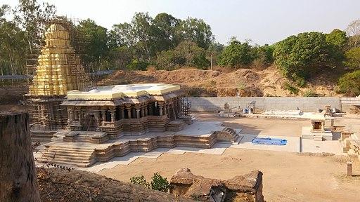 A Temple in Talakadu