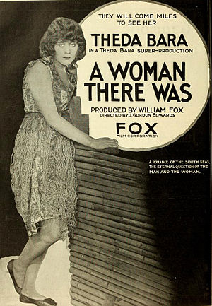 A Woman There Was - Advertisement (1919)