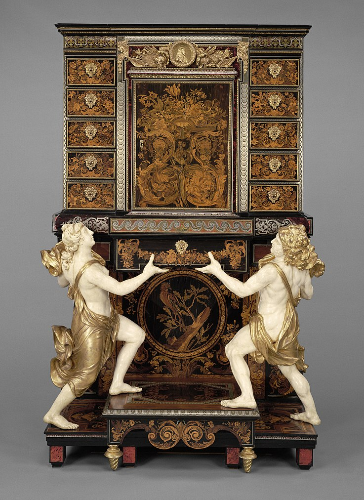The J Paul Getty Museum Cabinet on