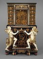 A cabinet-on-stand attributed to André-Charles Boulle at the Getty Museum.jpg