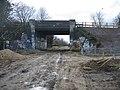 A colourful bridge - geograph.org.uk - 756372.jpg