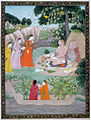 A group of women visiting the sage Rishyashringa.jpg