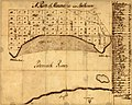 A plan of Alexandria, now Belhaven. LOC 98687108.jpg