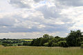 A view west from Betts Lane and Common Road junction at Nazeing, Essex, England.JPG