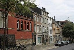 Eilfschornsteinstraße in Aachen