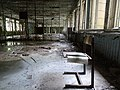 Abandoned Schoolhouse - Pripyat Ghost Town - Chernobyl Exclusion Zone - Northern Ukraine - 16 (26494322714).jpg