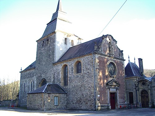 Photo - Eglise de Laval-Dieu