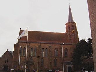 Margaret of Holland, Countess of Henneberg - Abbey Church of Loosduinen