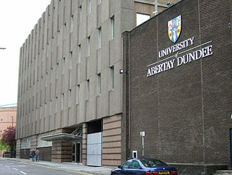 Abertay University - Kydd Building