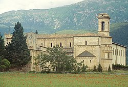Co-cathedral of the diocese of Sulmona-Valva
