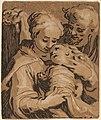 Abraham Bloemaert, The Holy Family, NGA 52509.jpg