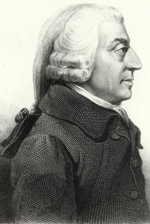 adam smith mercantilism