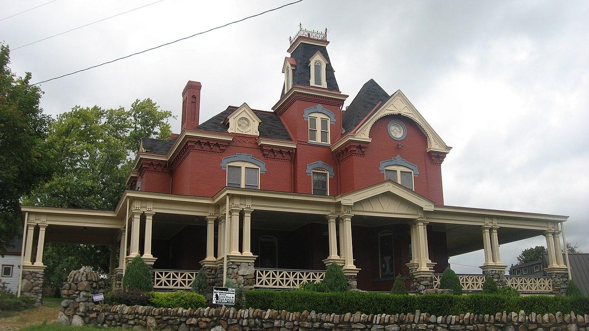 Adam Clarke Nutt Mansion Wikipedia