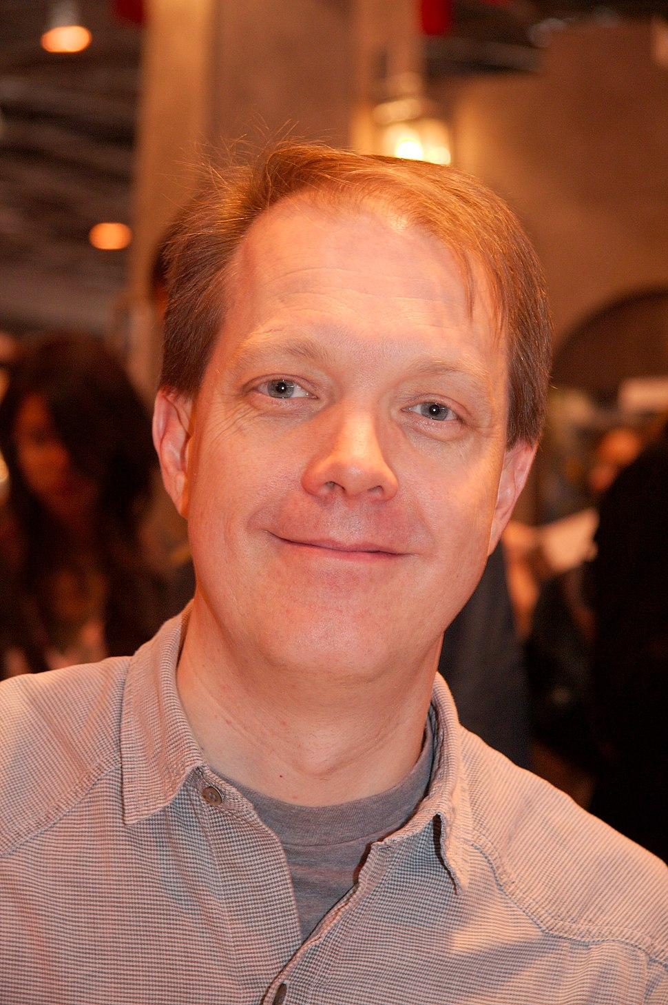 Roberts at Salon du livre 2008 (Paris, France)