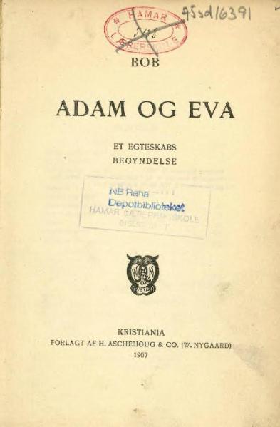 File:Adam og Eva.djvu
