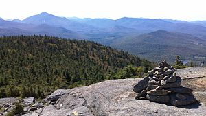 Adirondacks in Essex County, New York