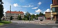 Advokat Dehlis plass med Bjølsen skole.jpg