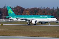 EI-DER - A320 - Aer Lingus