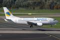 AeroSvit Ukrainian Airlines Boeing 737-500 UR-VVQ DUS 2010-10-9.png