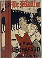 Affiche TL pour Le Matin Au pied de l'échafaud.jpg