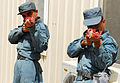 Afghan National Police recruits receive small arms training (4782317379).jpg