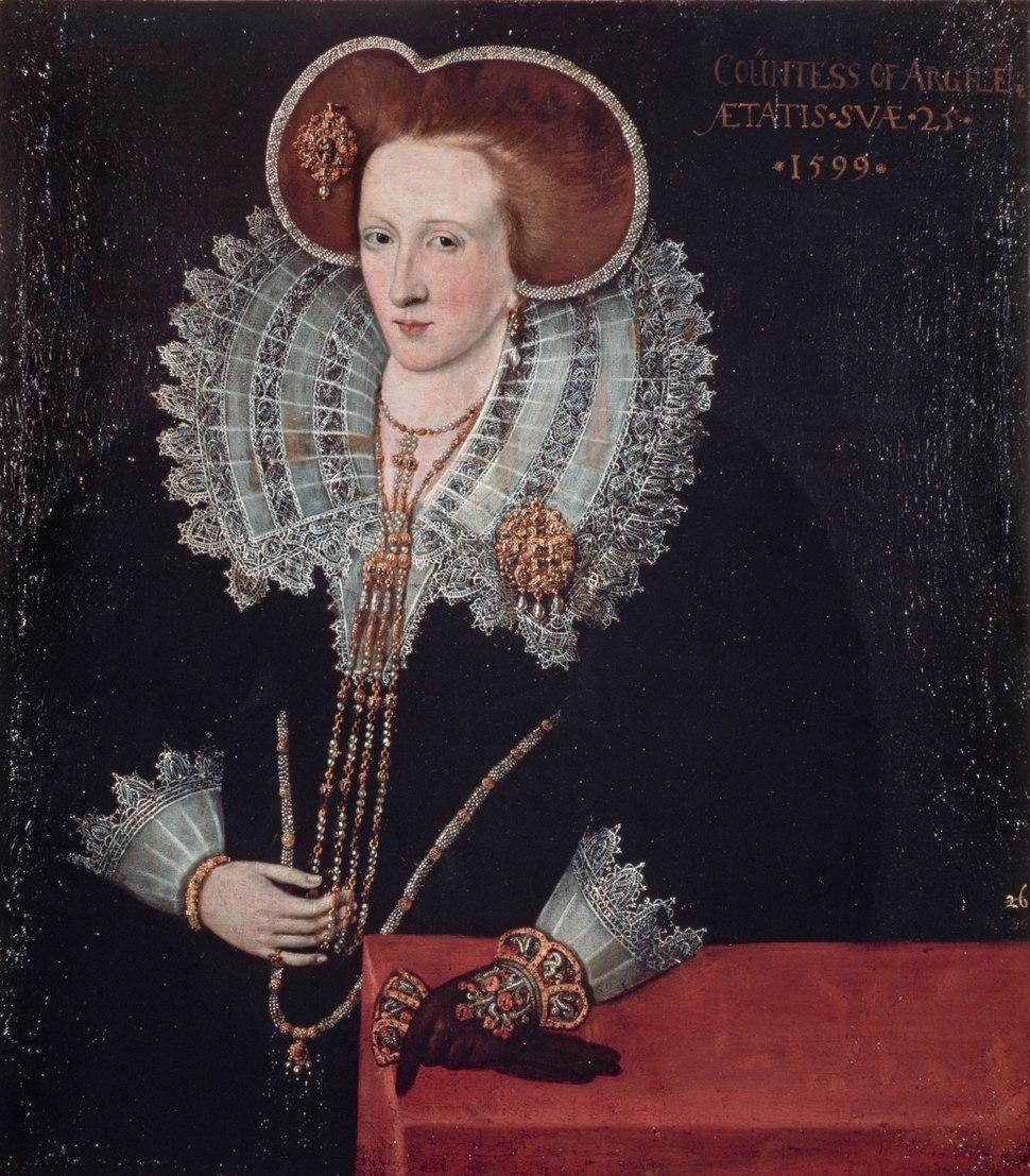 Agnes Douglas Countess of Argyll