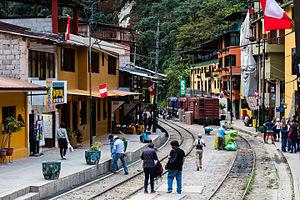 Aguas Calientes, Peru - Image: Aguas Calientes, Cuzco, Perú, 2015 07 30, DD 69