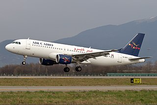 Air Cairo Egyptian airline