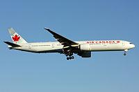 C-FIUL - B773 - Air Canada