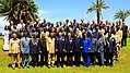 Air chiefs and representatives from North and Western Africa and the United States in Senegal in 2012.JPG